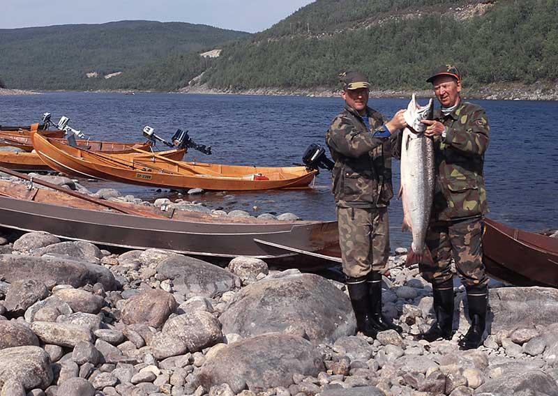 Рыбалка в Миккели