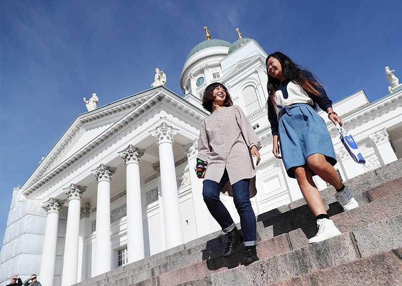 Обзорная экскурсия  по Хельсинки